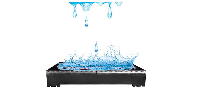 防水機能のイメージ画像