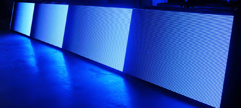 スタンド型LEDビジョン