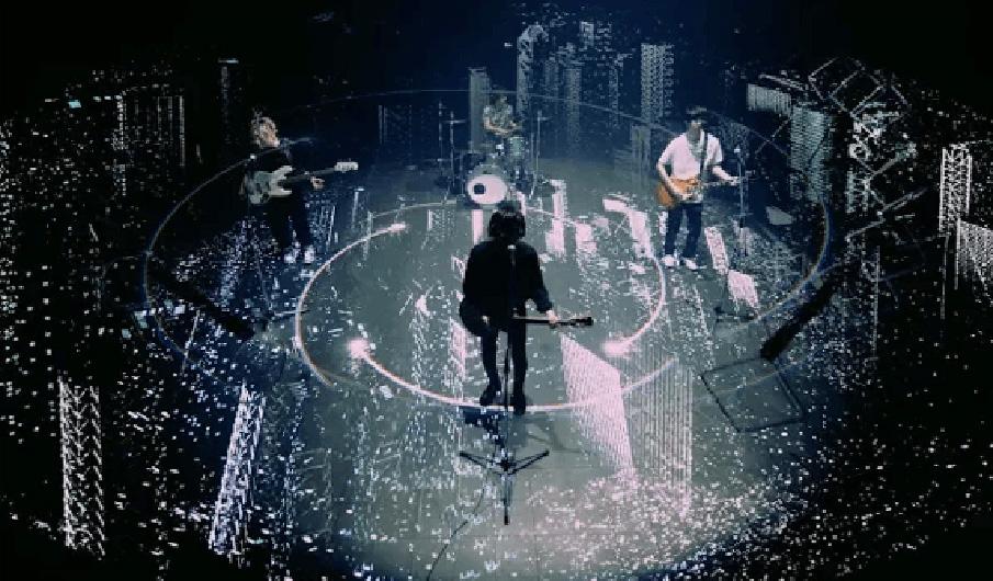 BUMP OF CHICKEN「シリウス」ミュージックビデオ
