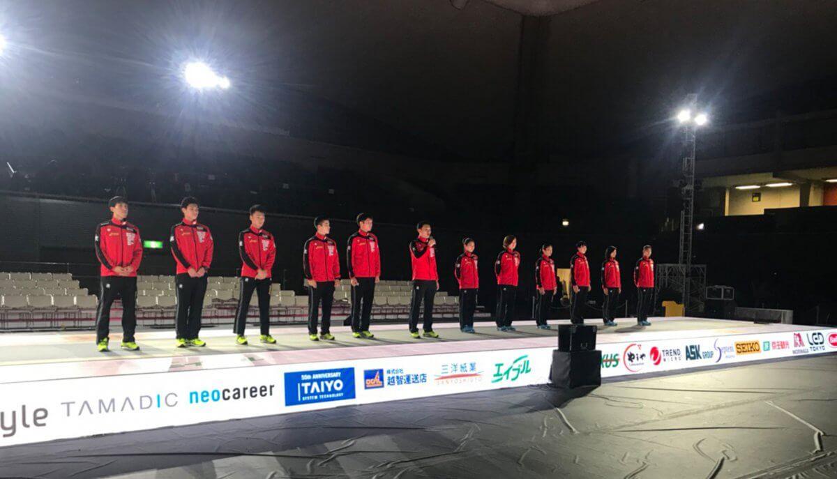 12月開催「第70回全日本フェンシング選手権大会」に協賛、LEDの演出でフェンシングが革新的に変わる!