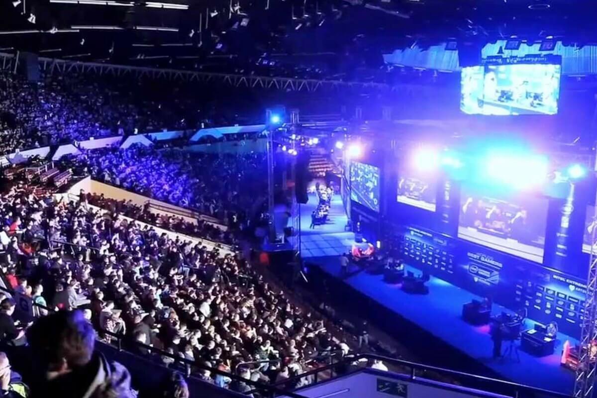 世界で勢力を広げる新たなエンターテインメントの形!「e-Sports」にもLEDビジョン