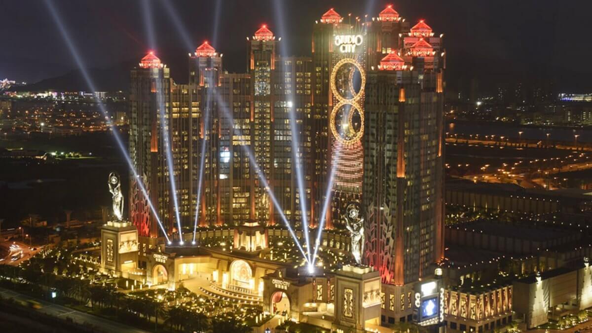 アジア最高峰のエンターテインメントリゾート施設に設置されているLEDビジョンと最新技術!「スタジオシティ・マカオ」