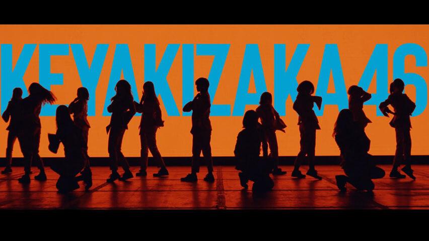 東市篤憲監督作品「欅坂46」の新曲「Nobody」MV撮影に「大型LEDビジョン」を導入しました
