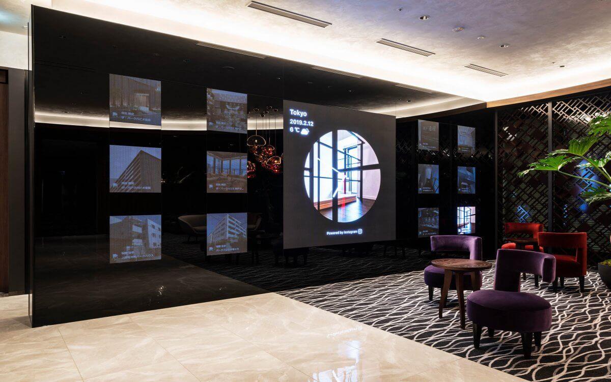 「三菱地所レジデンス株式会社」本社に「LEDビジョン」を導入した新たなデジタルインスタレーションが誕生