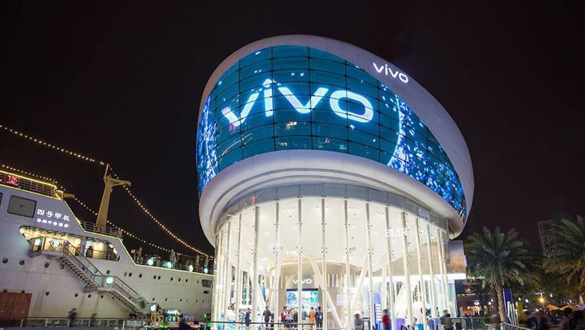 「ウィンドウビジョン」で世界にアピール!未来都市中国深センに「vivo Lab.」がオープン
