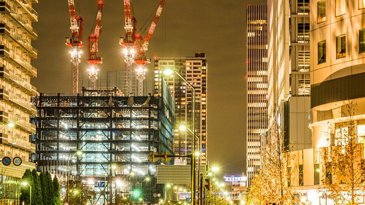 【建設現場向け】LEDビジョンによって建築・工事現場が一新!情報共有を円滑にするためのノウハウ