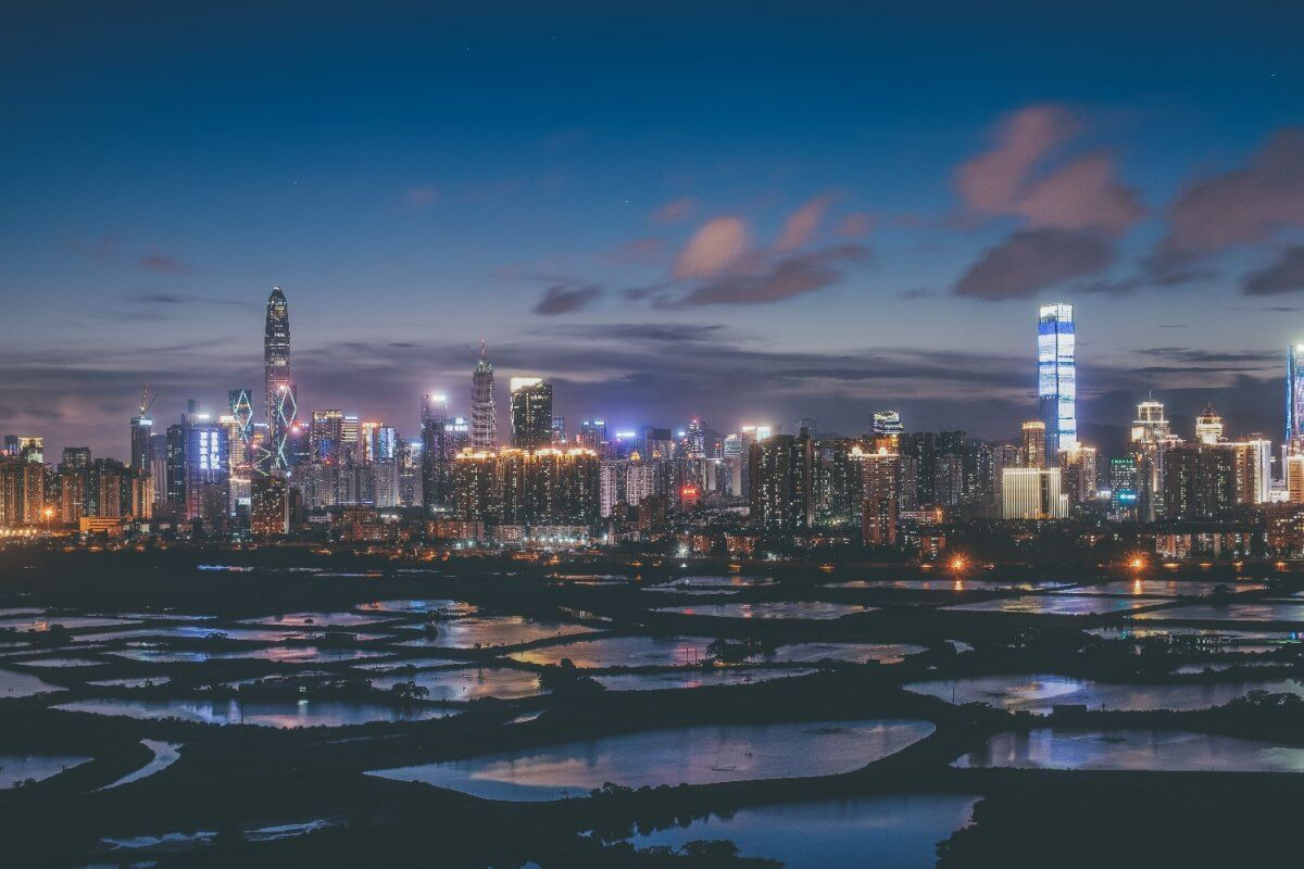 中国の「LEDマッピング」が衝撃的な美しさ…「マッピング」技術の新たな可能性とは