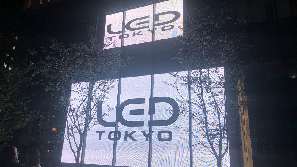 日本最大級ビジョンがHareza池袋に誕生!オープンスタジオ「ハレスタ」にLEDビジョンを設置しました