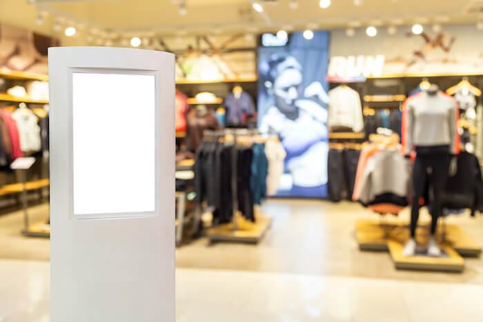 店舗にデジタルサイネージを導入したい!導入事例・価格・メリット
