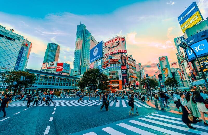 渋谷でデジタルサイネージ広告を出したい!渋谷駅周辺施設のサイネージを紹介