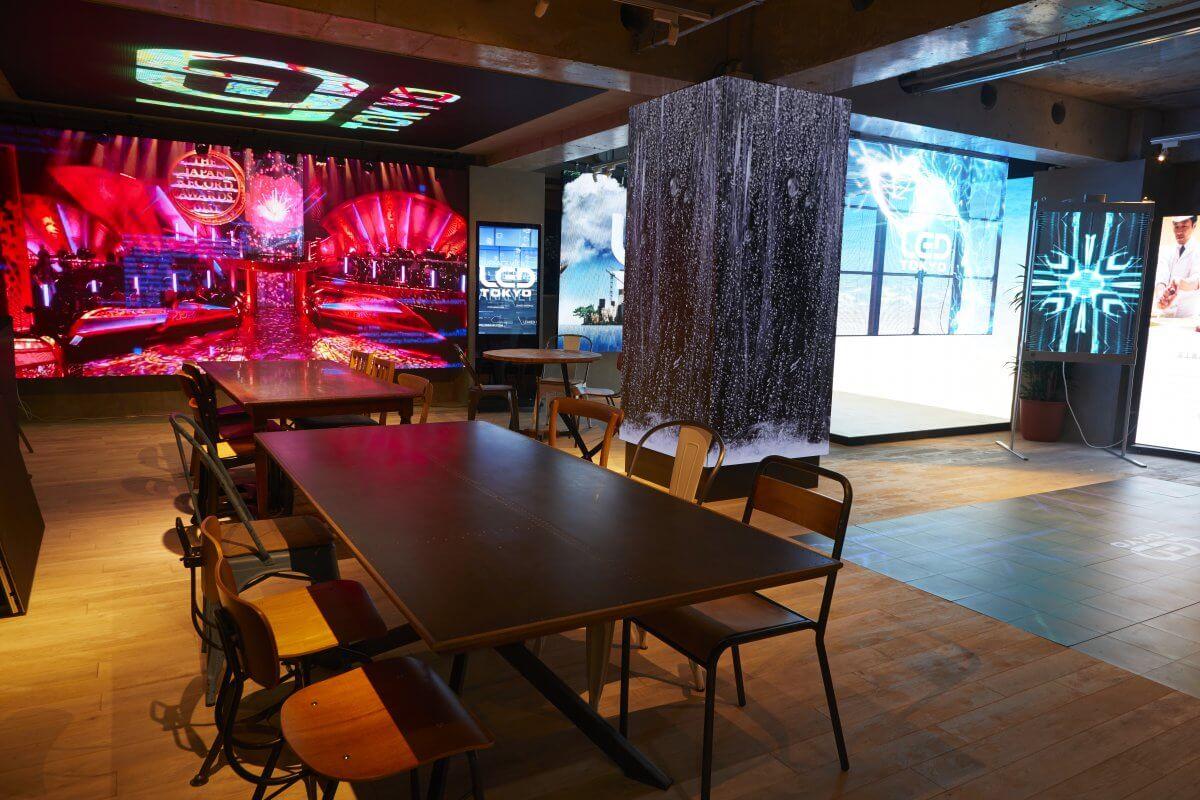 「LEDビジョン」を体験できる!東京・北参道「LED TOKYO」ショールームおよび3Dショールームを公開。
