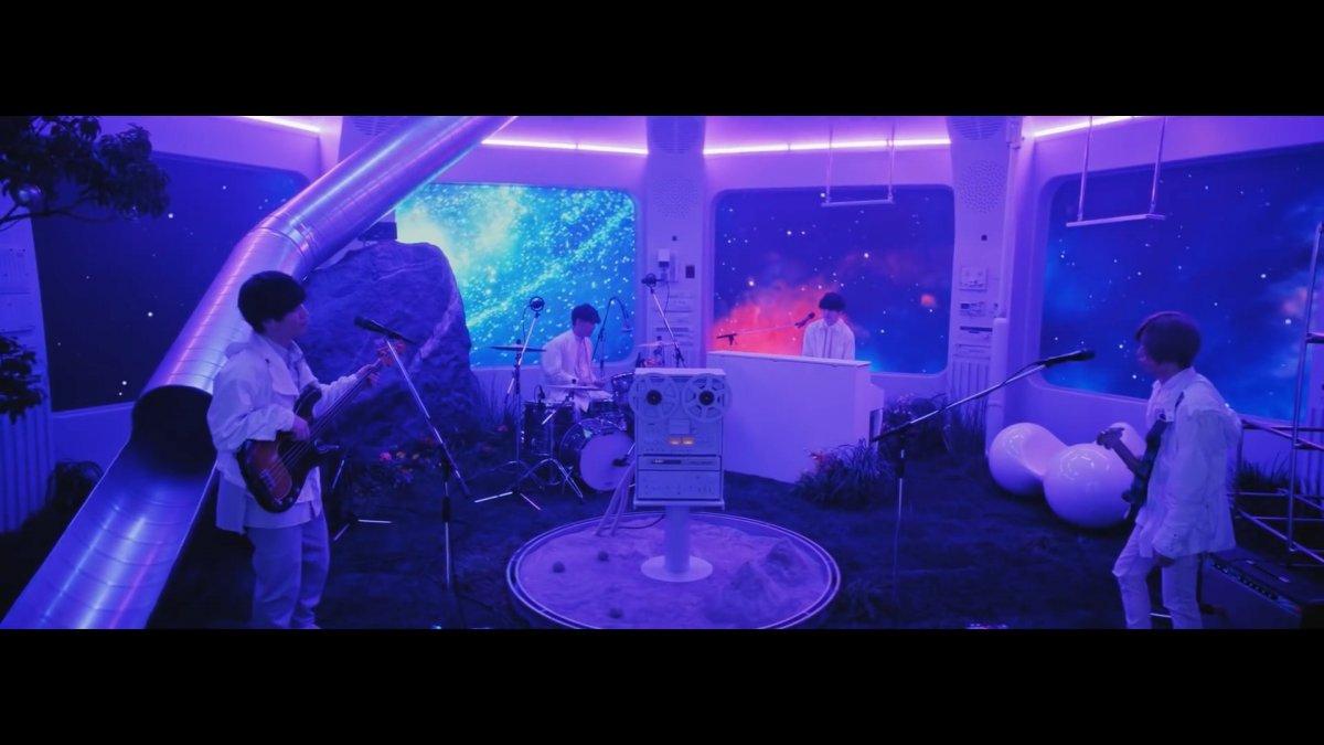 Official髭男dism「Universe」MVにLEDビジョンを導入しました。