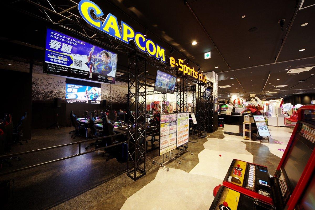 株式会社カプコン MIRAINO イオンモール白山店にLEDビジョンを設置しました。